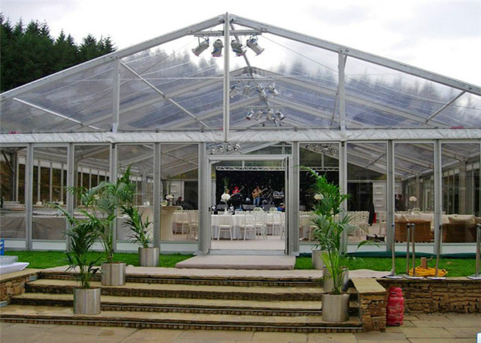Marquee Outdoor Clear Roof Tent 20x30 Party Wedding Tent for Events